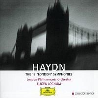 """Přední strana obalu CD Haydn: The 12 """"London"""" Symphonies"""