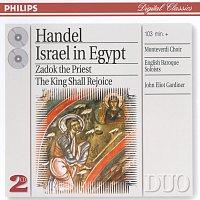 The Monteverdi Choir, English Baroque Soloists, John Eliot Gardiner – Handel: Israel in Egypt/Coronation Anthems [2 CDs]