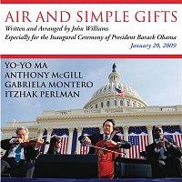 Yo-Yo Ma – Air and Simple Gifts