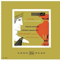 """Igor Stravinsky – Stravinsky: Apollon musagete - Concerto in D Major """"Basle Concerto"""""""