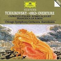 "Chicago Symphony Orchestra, Daniel Barenboim – Tchaikovsky: ""1812"" Overture; Capriccio italien; Romeo & Juliet; Francesca da Rimini"
