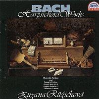 Bach: Skladby pro cembalo