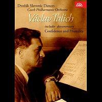 """Česká filharmonie, Václav Talich – Dvořák: Slovanské tance, dokument """"Sebevědomí a pokora"""""""