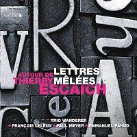 Přední strana obalu CD Lettres Melées