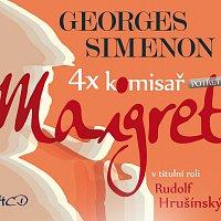 Různí interpreti – 4x komisař Maigret (potřetí)