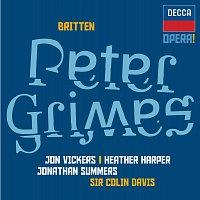 John Vickers, Heather Harper, Jonathan Summers, Sir Colin Davis – Britten: Peter Grimes