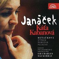 Česká filharmonie, Sir Charles Mackerras – Janáček: Káťa Kabanová. Opera o 3 dějstvích - komplet