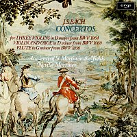 Carmel Kaine, William Bennett, Academy of St. Martin in the Fields – Bach, J.S.: Concertos for Violin & Flute