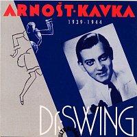 Přední strana obalu CD Doktor Swing 1939-1944