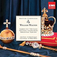City Of Birmingham Symphony Orchestra, Louis Frémaux – William Walton Symphonies & Concertos