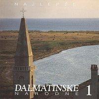 Různí interpreti – Najlepse dalmatinske narodne 1