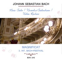 Maria Stader, Ernst Haefliger, Elsa  Cavelti, Hermann Schey, Karl  Matthaei – Maria Stader / Winterthur-Stadtorchester / Walter Reinhart play: Johann Sebastian Bach: Magnificat - 3. Int. Bach-Festival, BWV 243