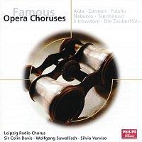Různí interpreti – Famous Opera Choruses