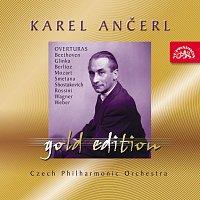 Ančerl Gold Edition 29. Beethoven, Glinka, Berlioz, Mozart, Smetana, Šostakovič, Rossini, Wagner & Weber: Předehry