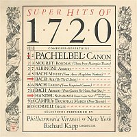 Richard Kapp, Philharmonia Virtuosi of New York, Johann Sebastian Bach – Super Hits of 1720