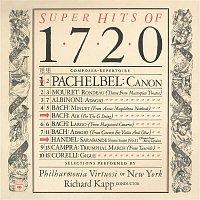 Philharmonia Virtuosi of New York, Richard Kapp – Super Hits of 1720