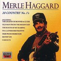 Merle Haggard – 20 Country No 1's