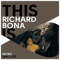 Přední strana obalu CD This Is Richard Bona
