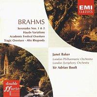 Sir Adrian Boult, Dame Janet Baker – Brahms: Serenades Nos. 1 & 2