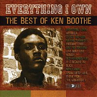 Ken Boothe – Everything I Own - The Definitive Collection
