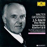 Přední strana obalu CD Bach: The Well-Tempered Clavier Book I& II BWV 846-893