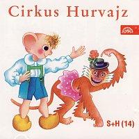 Přední strana obalu CD Cirkus Hurvajz