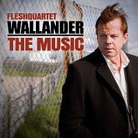 Přední strana obalu CD Wallander - The Music