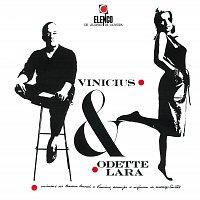 Přední strana obalu CD Vinicius & Odette Lara