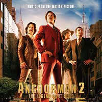 Různí interpreti – Anchorman 2: The Legend Continues - Music From The Motion Picture