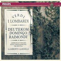 Cristina Deutekom, Plácido Domingo, Ruggero Raimondi, Lamberto Gardelli – Verdi: I Lombardi