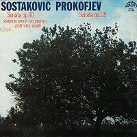 Stanislav Apolín, Josef Hála – Šostakovič,D.; Prokofjev,S. Sonáty pro violoncello a klavír