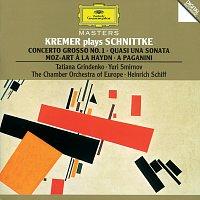 Chamber Orchestra Of Europe, Heinrich Schiff – Schnittke: Concerto grosso No.1; Quasi una sonata; Moz-Art a la Haydn