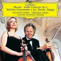 Augustin Dumay, Veronika Hagen, Camerata Academica Salzburg – Mozart: Sinfonia concertante K. 364