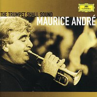 Přední strana obalu CD Maurice André - The trumpet shall sound