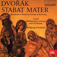 sólisté,Česká filharmonie/Wolfgang Sawallisch – Dvořák: Stabat Mater