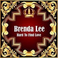 Přední strana obalu CD Hard To Find Love