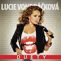 Přední strana obalu CD Duety