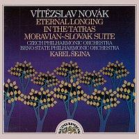 Česká filharmonie, Karel Šejna – Novák: O věčné touze, V Tatrách, Slovácká suita