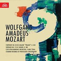 Různí interpreti – Mozart: Symfonie D dur Pražská, Serenáda č. 12 c moll MP3