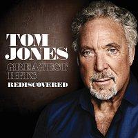 Přední strana obalu CD Greatest Hits Rediscovered [UK Version]