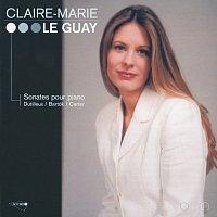 Claire-Marie Le Guay – Dutilleux / Bartok / Carter: Sonatas pour piano