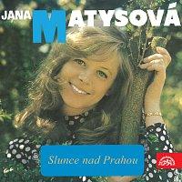 Přední strana obalu CD Slunce nad Prahou (a další nahrávky z let 1971-1975)