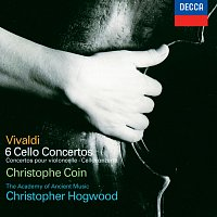 Christophe Coin, The Academy of Ancient Music, Christopher Hogwood – Vivaldi: 6 Cello Concertos