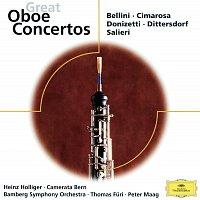 Thomas Furi, Heinz Holliger, Thomas Demenga, Camerata Bern, Bamberger Symphoniker – Cimarosa / Donizetti / Bellini / Dittersdorf & Salieri: Great Oboe Concertos