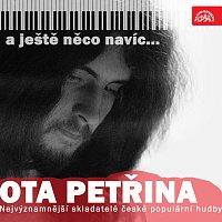 Přední strana obalu CD Nejvýznamnější skladatelé české populární hudby Ota Petřina (a ještě něco navíc)