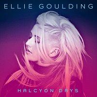 Přední strana obalu CD Halcyon Days