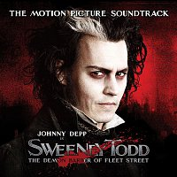 Various Artists.. – Sweeney Todd, The Demon Barber of Fleet Street, The Motion Picture Soundtrack