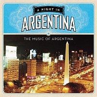 Alberto Moran y su Orquesta Típica – A Night In Argentina