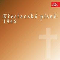 Přední strana obalu CD Křesťanské písně 1946