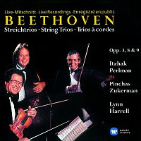 Itzhak Perlman – Beethoven: Complete String Trios